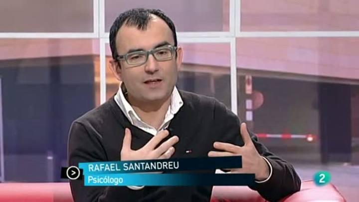 Para Todos La 2 - Entrevista: Rafael Santandreu, El miedo puede paralizar, física y psíquicamente