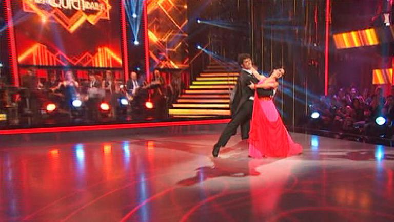 Mira quién baila - Miguel Abellán se arranca con un quickstep