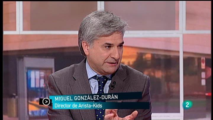 Para Todos La 2 - Entrevista: Miguel González-Durán: Consumismo infantil