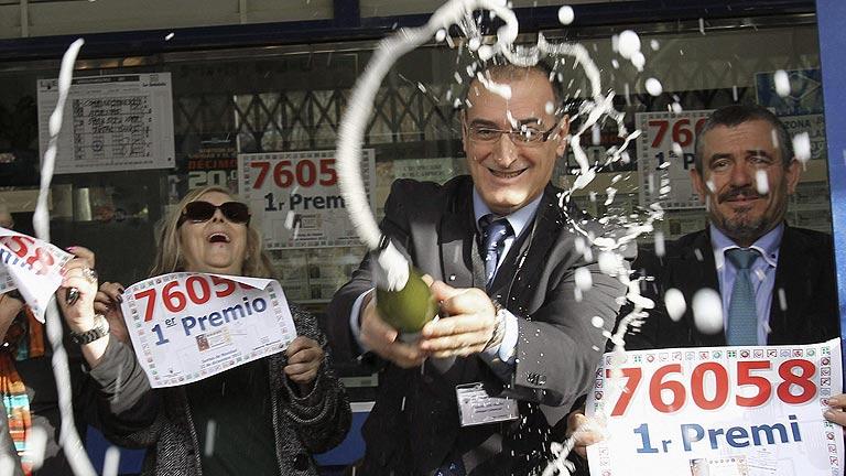 El Gordo de Lotería de Navidad se celebra en Alcalá de Henares