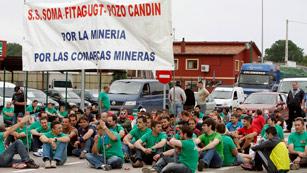 Ver vídeo  'Los mineros inician este viernes su marcha hacia Madrid'