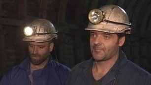 Ver vídeo  'Los mineros mantendrán la huelga indefinida hasta que se retire el recorte'