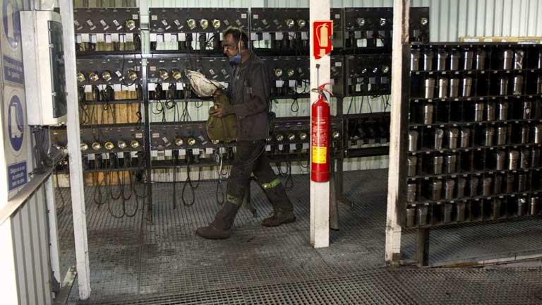 Fin a la huelga de los mineros tras dos meses