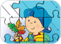 Imagen del  juego de Caillou titulado Caillou puzzle