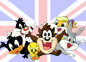 Imagen de un episodio de Baby Looney Tunes en ingl&eacute;s