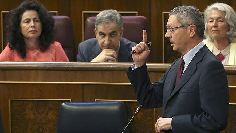 El Gobierno plantea abrir el debate sobre la reducción del número de aforados en España
