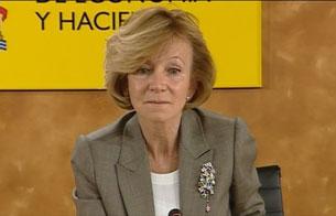 Ver v?deo  'La ministra de Economía presenta el mix energético para el año 2020'