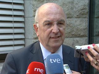 Ver vídeo  'Los Ministros de Economía llegan esta noche a Hungría para una reunión del eurogrupo'