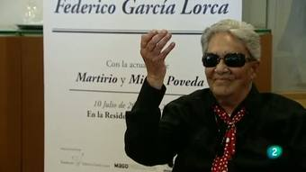 Ver v&iacute;deo  'Miradas 2 - Chavela Vargas'