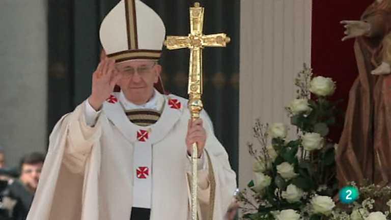 Especial Día del Señor - Misa de inicio del Pontificado del papa Francisco