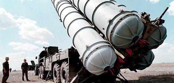 Los misiles S-300, un 'escudo' ruso para proteger a Bachar al Asad