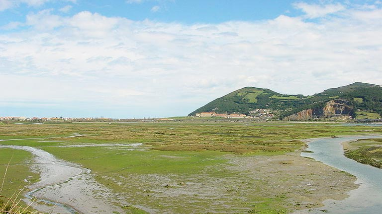 El molino de mareas de Santaolaja