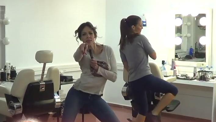 MasterChef Junior - Eva y Samantha cantan por 'Camela'
