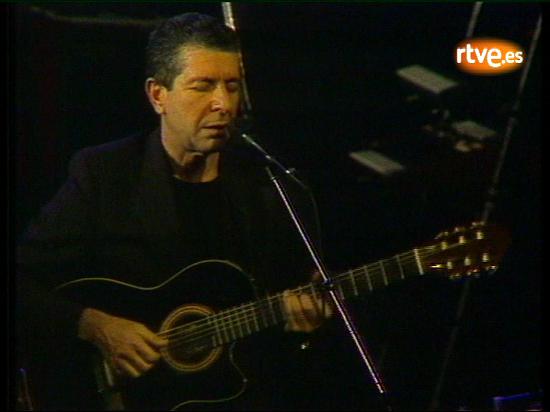 Ver v?deo  'Monográfico de Leonard Cohen (1993)'