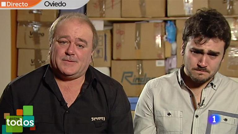 Alberto podrá montar su negocio de compra-venta de muebles