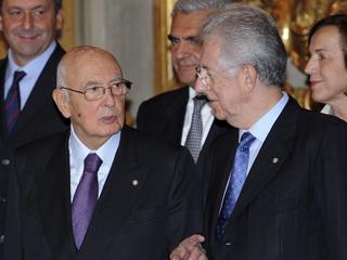 Ver vídeo  'Monti ha esbozado los anunciados sacrificios con equidad que necesita Italia para salir de la crisis'