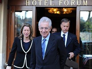 Ver vídeo  'Monti, un excomisario de la UE del agrado de Merkel y Sarkozy'