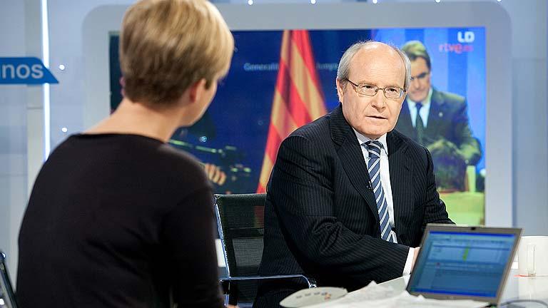 """Montilla: """"Creo que no habrá consulta soberanista el 9 de noviembre"""""""