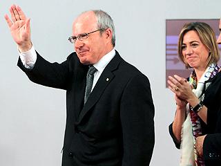 Ver v?deo  'Montilla no volverá a ser el próximo secretario general del PSC'