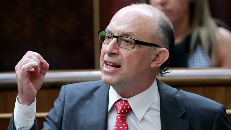 Montoro defiende que Espa&ntilde;a no necesita rescate