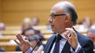 Ver vídeo  'Montoro insiste en que España no necesita un rescate'