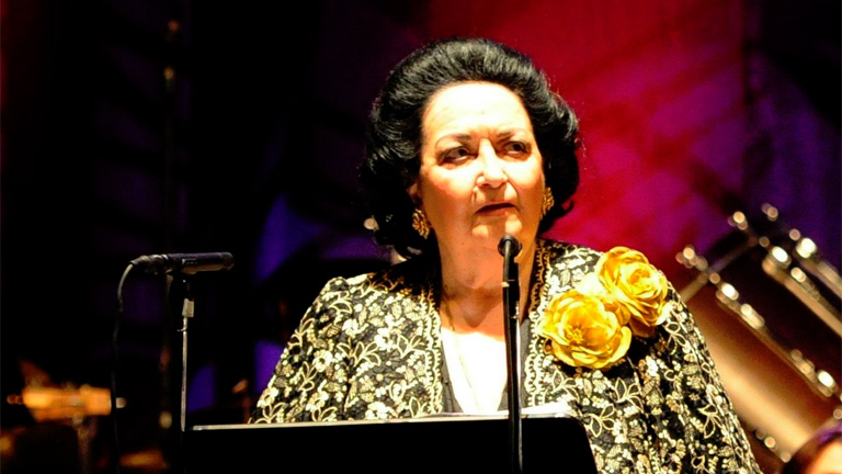 Montserrat Caball&eacute; conmemora el 50 aniversario de su debut en el Liceu de Barcelona