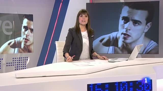 L'informatiu - Mor el gimnasta Andreu Vivó