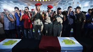 Ver vídeo  'Morsi destituye a su jefe de Inteligencia tras la ofensiva en el Sinaí'