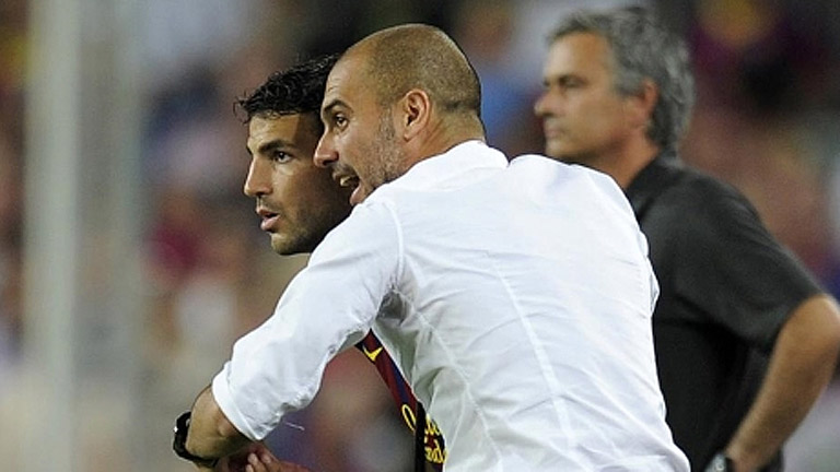 Mourinho y Guardiola esconden sus cartas