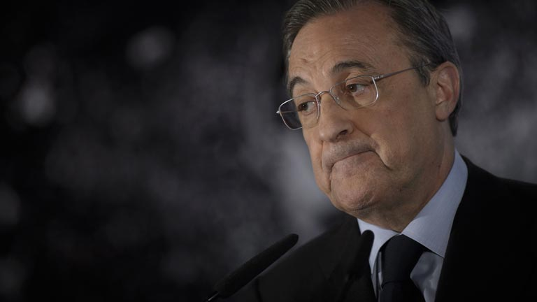 Mourinho, el octavo pasajero del Madrid de Florentino