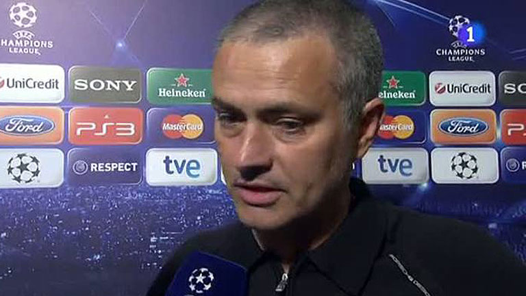 Mourinho: &quot;No tenemos que hacer una remontada hist&oacute;rica&quot;