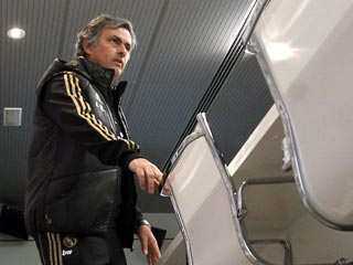 Ver v&iacute;deo  'Mourinho:&quot;Lamento much&iacute;simo la lesi&oacute;n de Villa&quot;'
