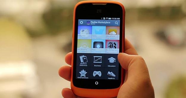 ZTE Open, el primer móvil con Firefox OS orientado a 'principiantes