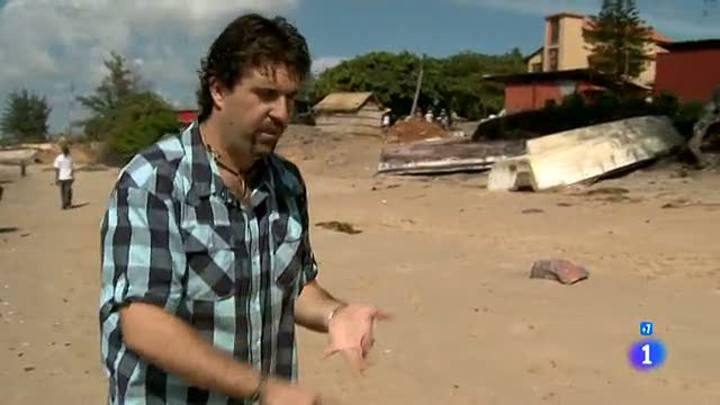 Españoles en el mundo - Mozambique - José Luis