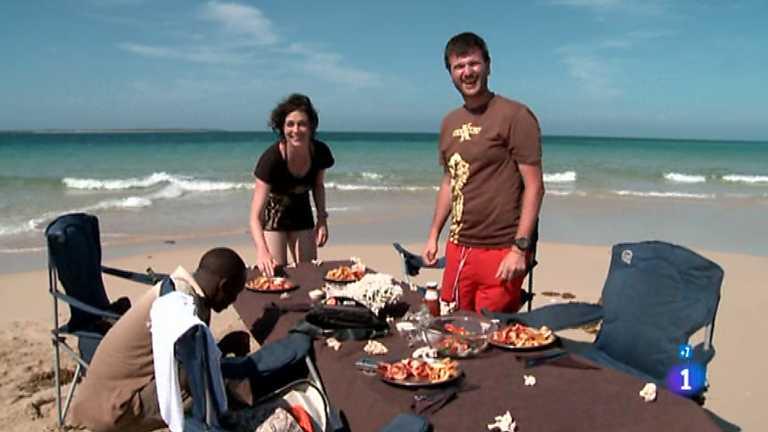 Españoles en el mundo - Mozambique
