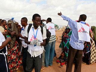 """Ver vídeo  '""""MSF es una de las pocas ONG que se atreve a estar en Dadaab""""'"""