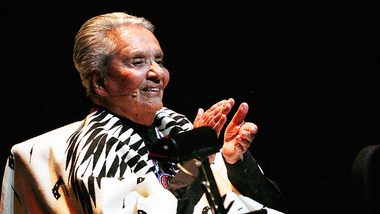 Muere Chavela Vargas a los 93 a&ntilde;os en un hospital de M&eacute;xico