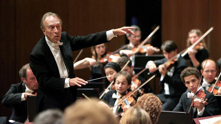 Muere el director de orquesta Claudio Abbado