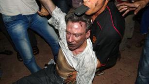 Ver vídeo  'Muere el embajador de EE.UU. en Libia'