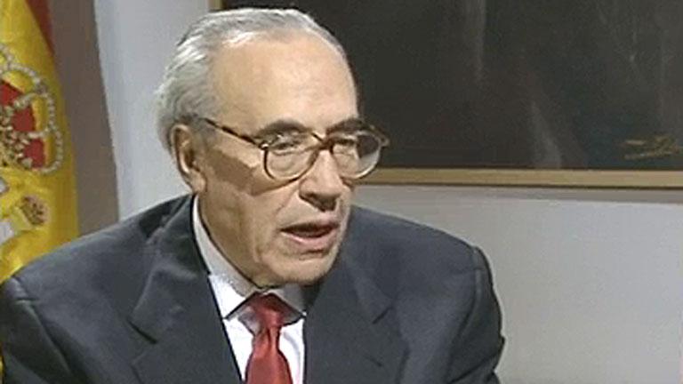 Parlamento - Muere Gregorio Peces-Barba - 28/07/2012