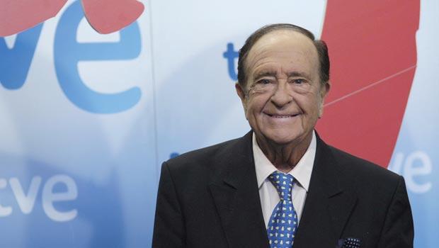 Muere José Luis Uribarri, el presentador que hizo historia en Eurovisión