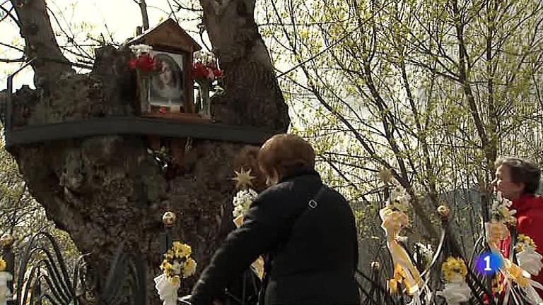 Muere Luz Amparo Cuevas, la 'vidente' de El Escorial