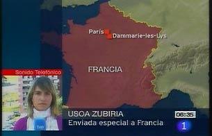 Ver v?deo  'Muere un policía en Francia tras un robo atribuido a ETA'