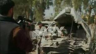 Ver vídeo  'Mueren 12 personas en un atentado con bomba en la ciudad paquistaní de Peshawar'