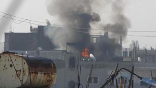 Ver vídeo  'Mueren dos periodistas por los ataques del ejército en Homs'