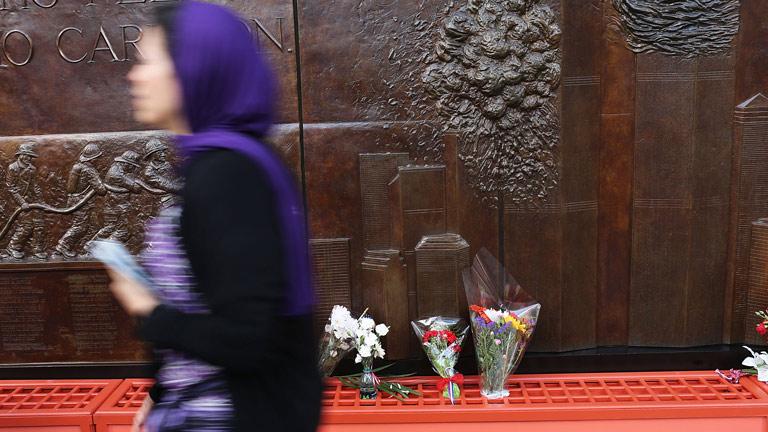 Las muertes por enfermedades relacionadas con el 11-S marcan el undécimo aniversario