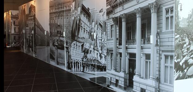 MUESTRA EN BERLÍN ABORDA EL AUGE Y DECLIVE DEL DISTRITO GUBERNAMENTAL NAZI
