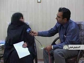 Ver v?deo  'Mujer iraní condenada a lapidación denuncia torturas antes de su entrevista en televisión'