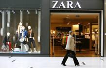 Tienda de Zara en Riga