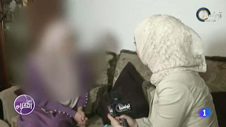 Redes de reclutamiento de mujeres para explotarlas en la guerra de Siria